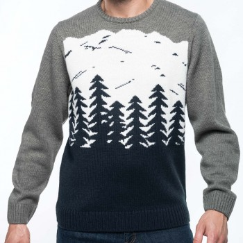 Maglione Unisex Forest
